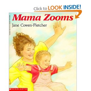 Momma Zooms book