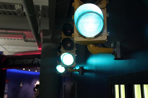 We got a Green Light