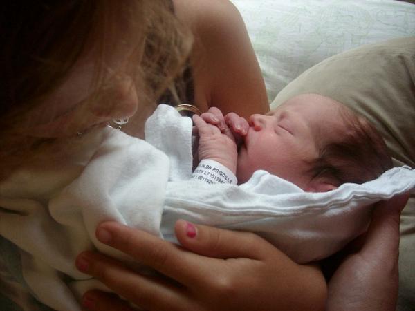 Sweet Baby Lucas