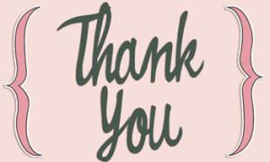 thankyoumayreaders