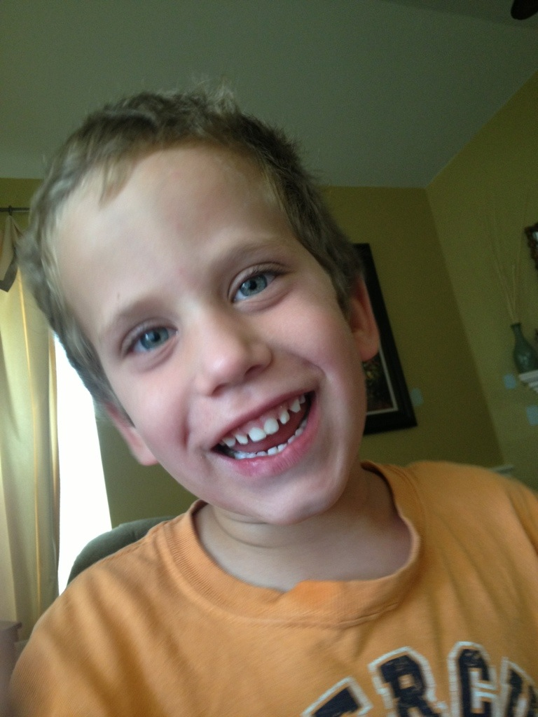 5-year old's tonsillectomy part 1