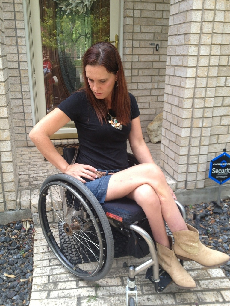 девушкой инвалидом знакомство с
