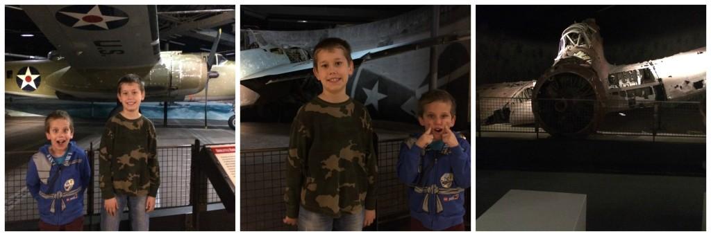pacific war museum planes