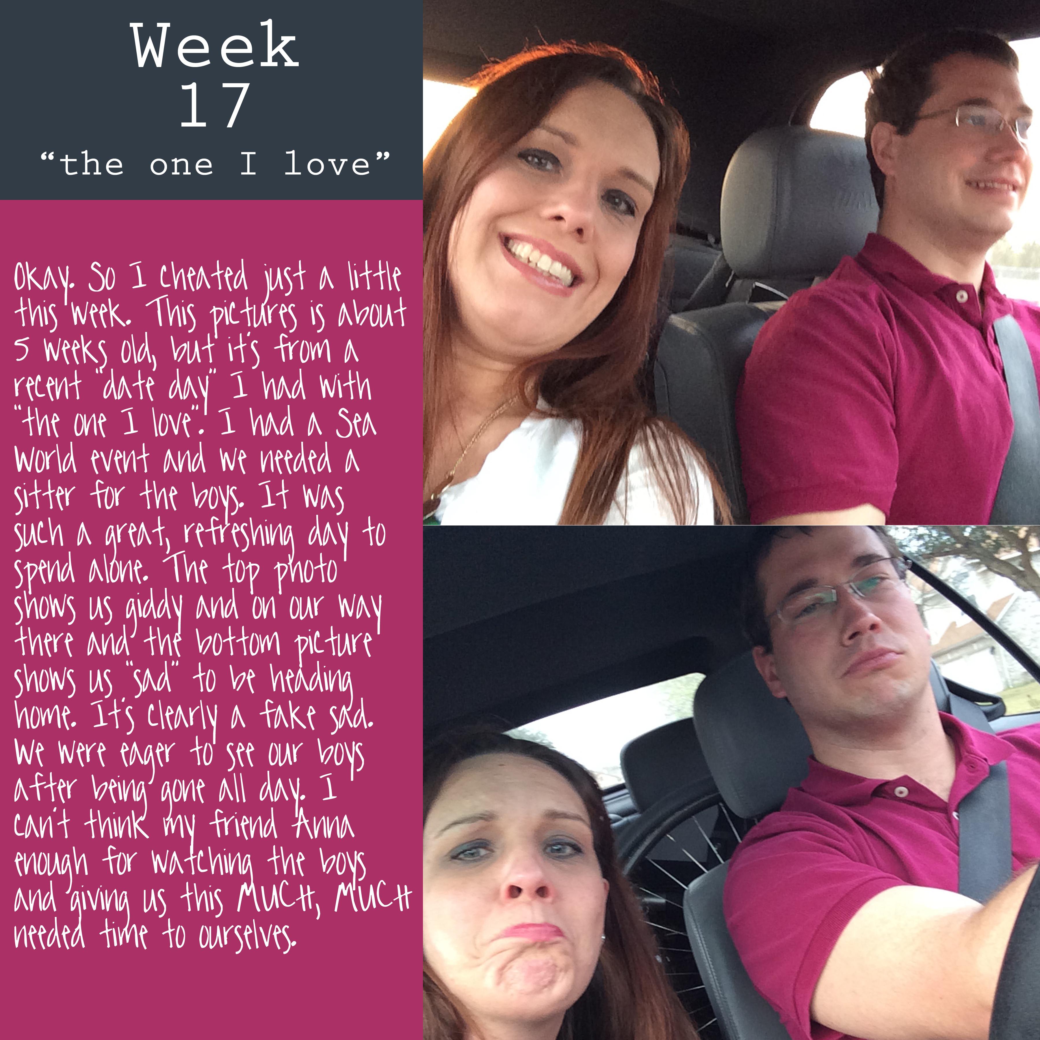 Project 52: Week 17 & 18