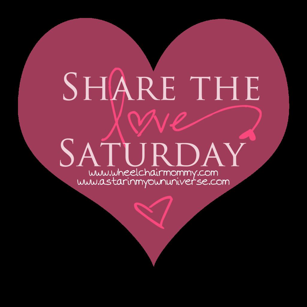 Share the Love saturday