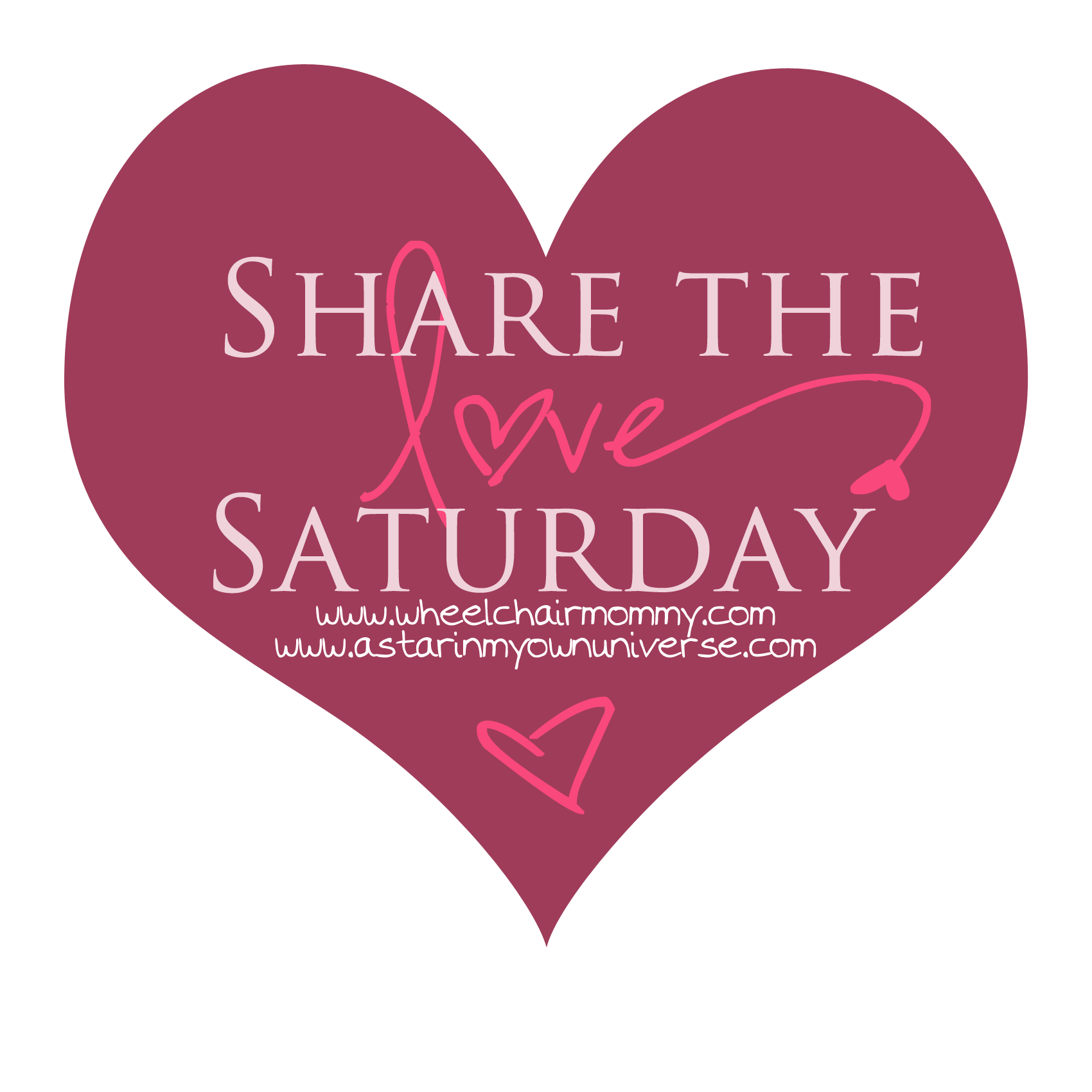 Share the Love Saturday #1