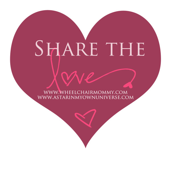 Share the Love…not on Saturday