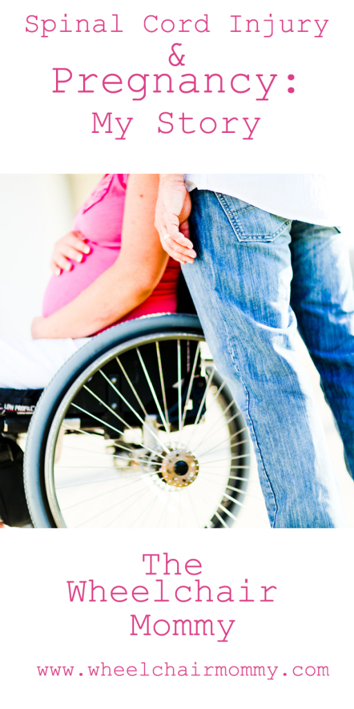 spinal cord injury and pregnancy