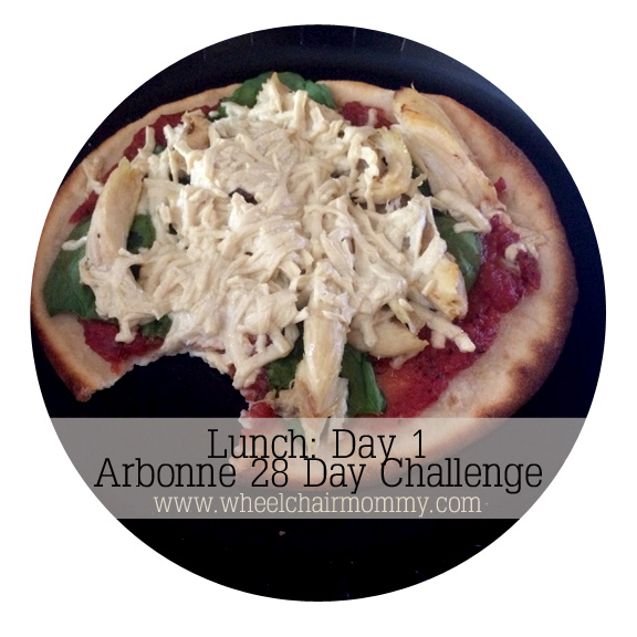 Arbonne 28 day clean eating challenge: day 1