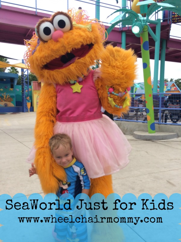 SeaWorld JUST FOR KIDS