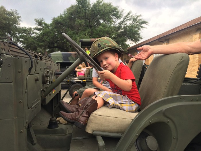 My Little Military Men