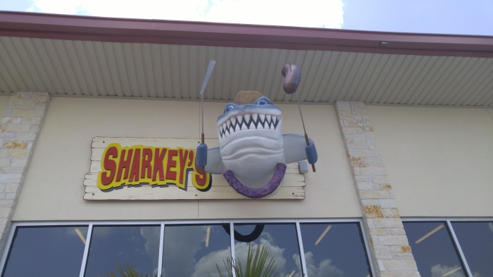 sharkey's pflugerville hawaiian falls