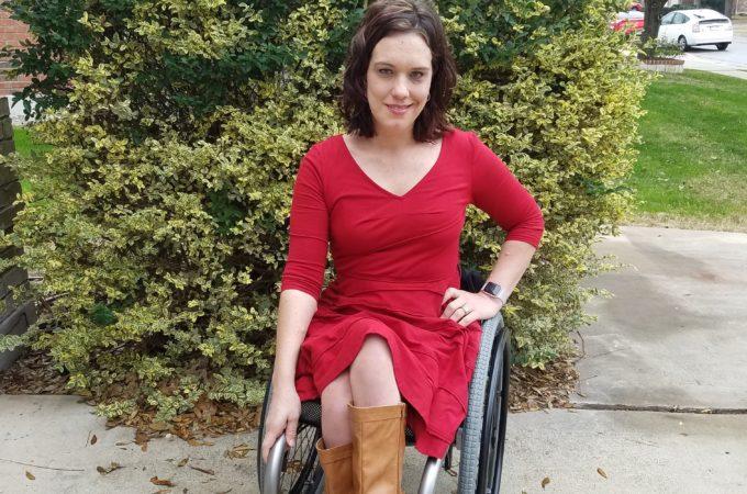 Eshakti little red dress