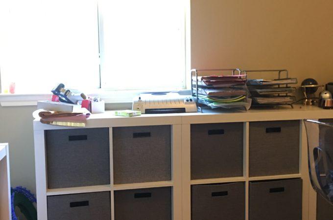 School room clean up